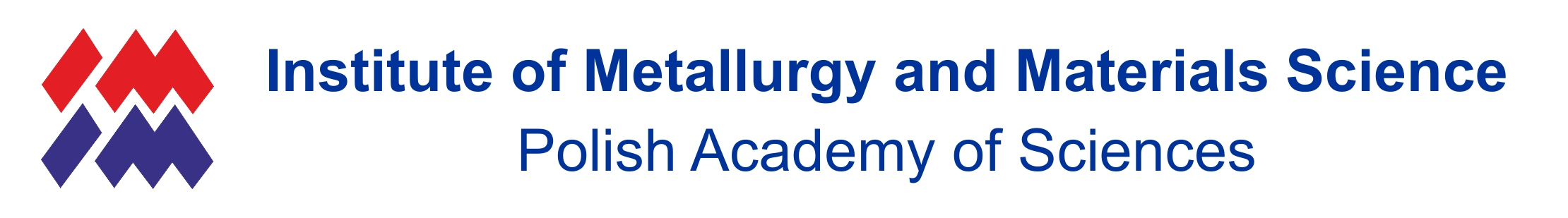 Institute of Metallurgy and Materials Science Polish Academy of Sciences logo
